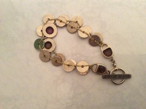 Stunning Sigrid Olsen bracelet - $5!  Found at Cathedral Op Shop - King William Rd